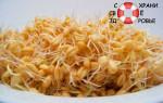 Пророщенная пшеница. Как ее принимать?
