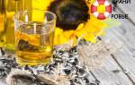 Подсолнечное масло — его применение, польза и вред