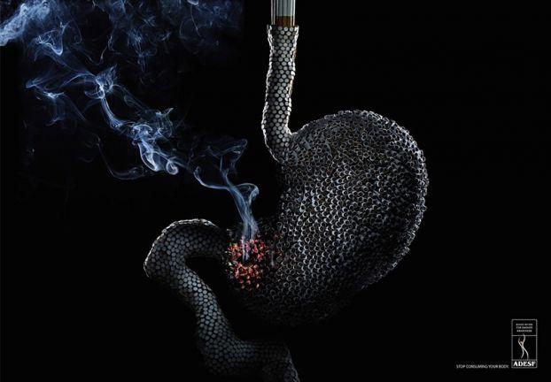 Вред курения. Картинка №2