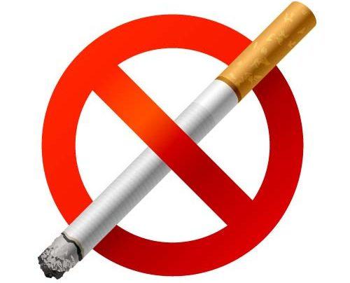 Вред курения в картинках