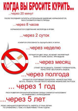 Вред курения. Картинка №6