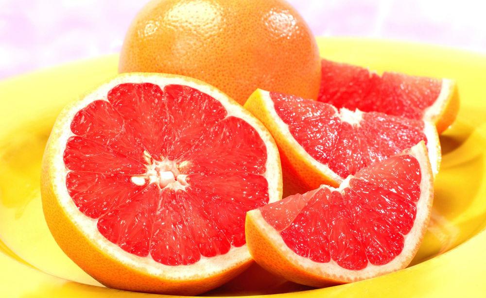 Грейпфрут. Польза и вред