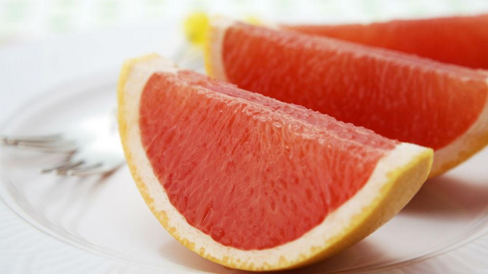 Грейпфрут. Калорийность