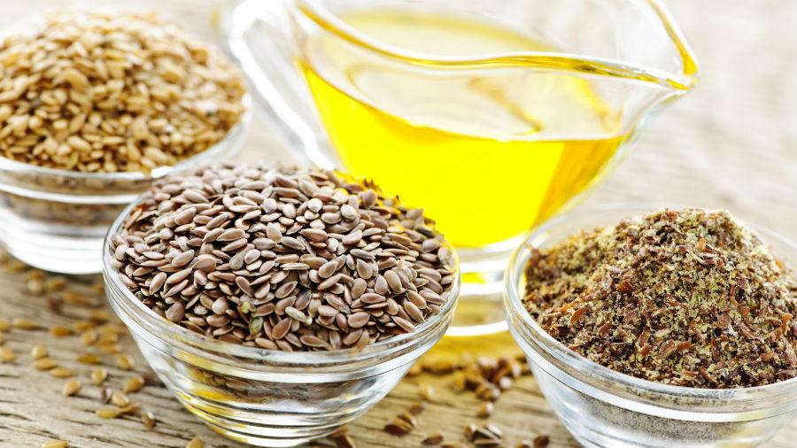 Льняное масло. Полезные свойства