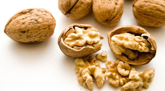 Грецкие орехи. Полезные свойства