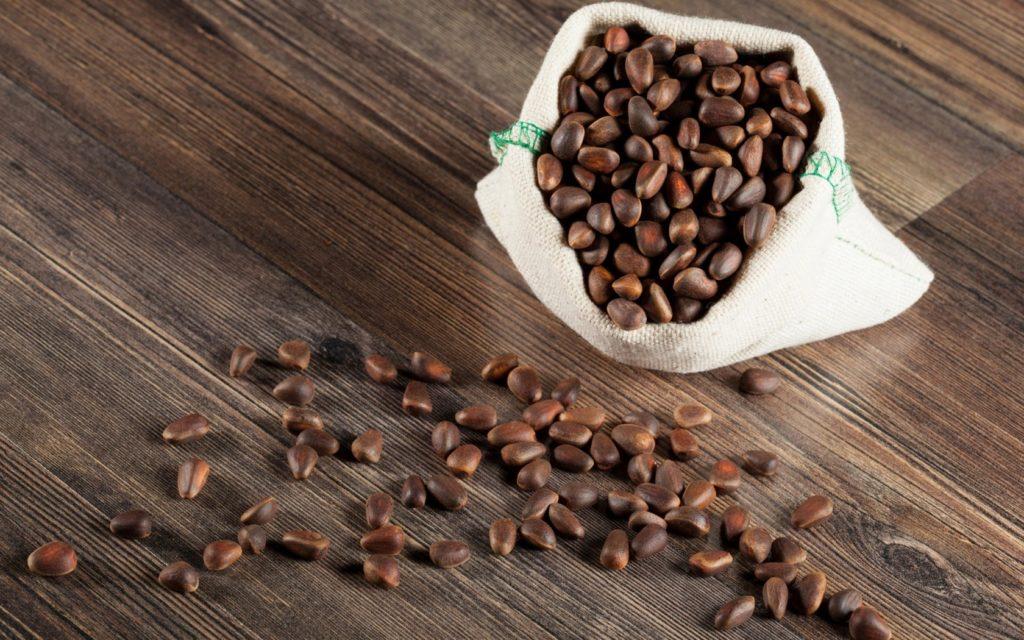 Польза кедровых орехов