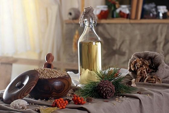 Кедровое масло. Полезные свойства. Применение