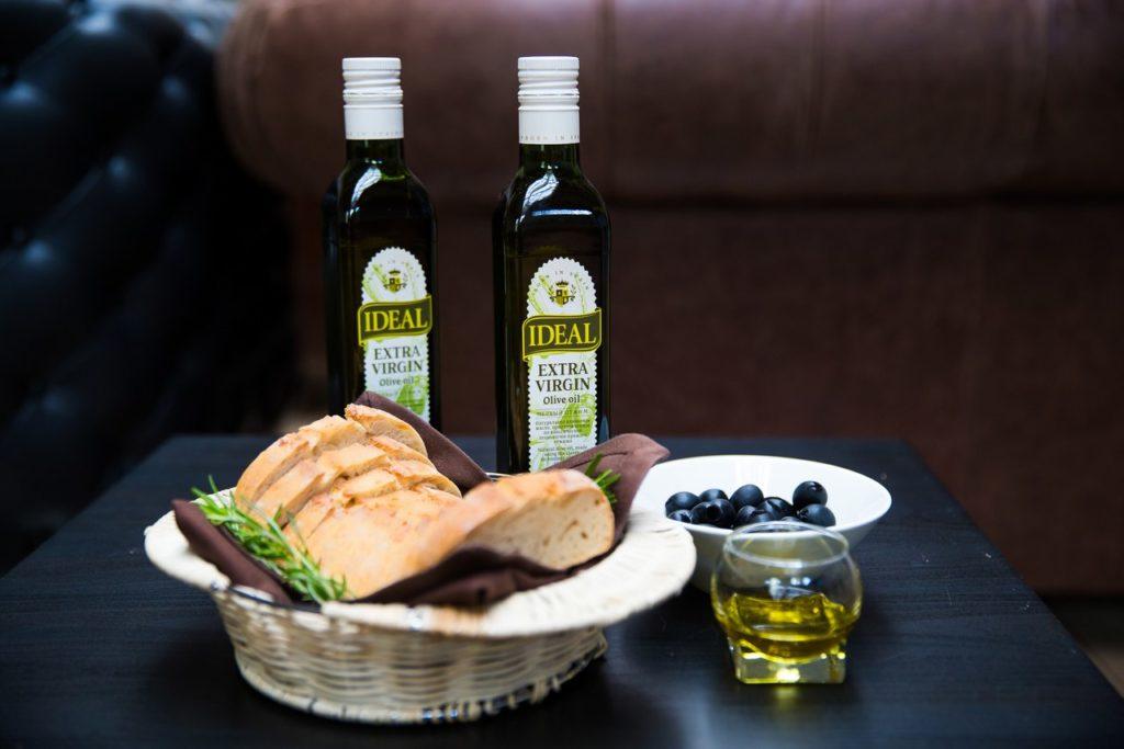 Оливковое масло Ideal
