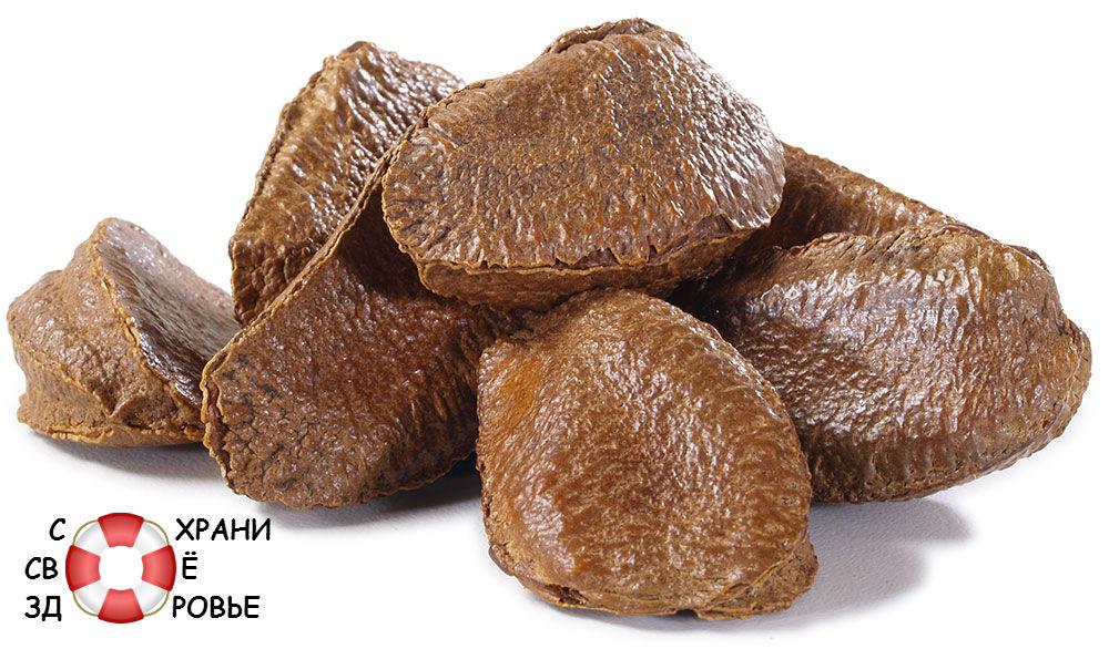Бразильский орех. Калорийность