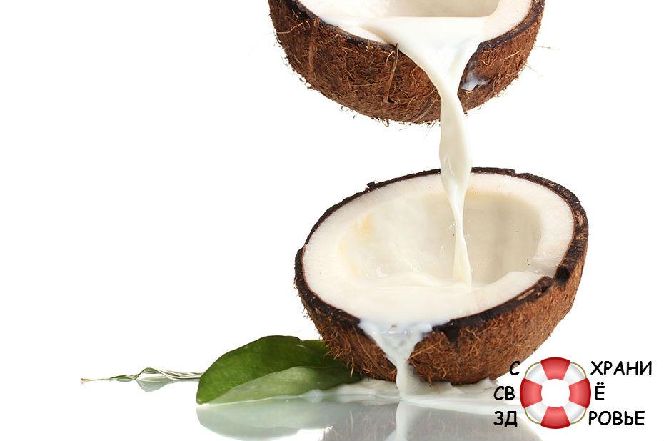 Кокосовое масло. Калорийность