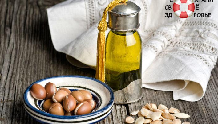Масло арганы. Применение для ухода за кожей и волосами