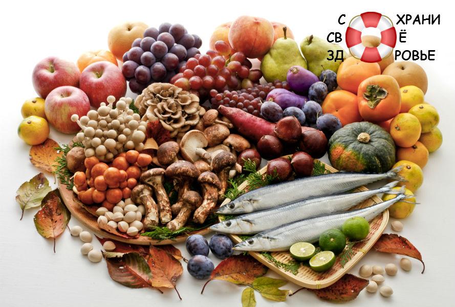 Средиземноморская диета. Рецепты