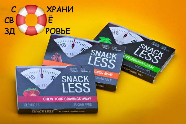 Жвачка для похудения Diet Gum. Отзывы