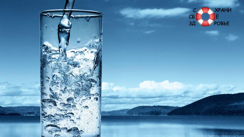 Пей воду, ешь воду - похудеешь однако...