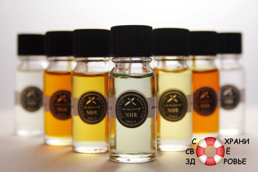 Отзывы об эфирных маслах