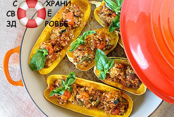 Кабачки — «рыбный овощ». Их польза и вред
