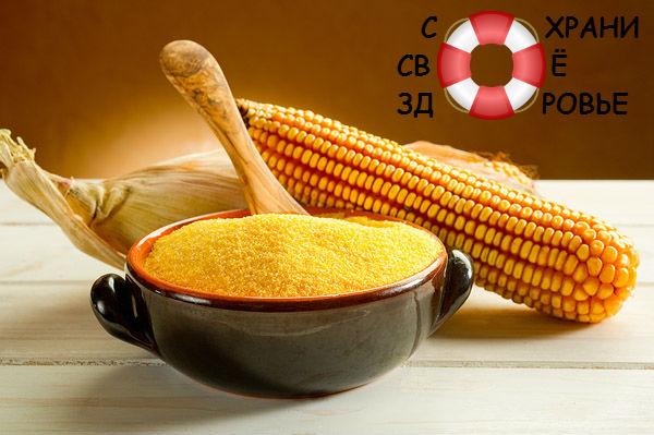 Кукурузная крупа: польза и вред маиса