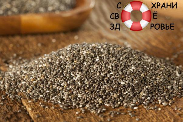 Семена чиа и их полезные свойства. Поможет ли похудеть?
