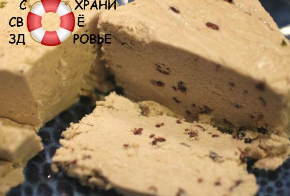 Халва: польза и вред персидской сладости