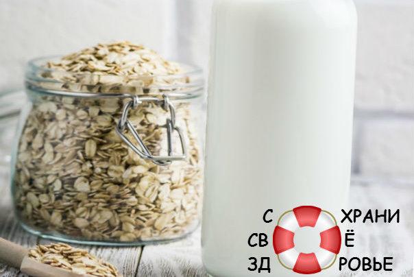 Молоко из овса: его полезные свойства и противопоказания, рецепты приготовления