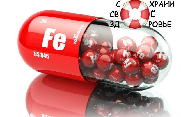Ферритин — что это такое и на что влияет?